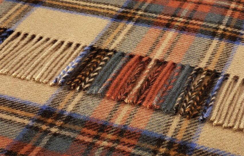 bronte pure wool plaid antique dress stewart. Black Bedroom Furniture Sets. Home Design Ideas